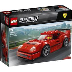 LEGO® Puzzle LEGO® Speed Champions 75890 Ferrari F40 Competizione, Puzzleteile