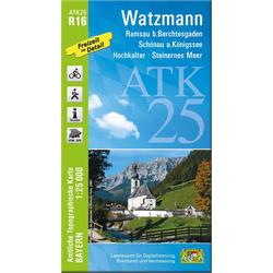 Watzmann 1 : 25 000
