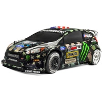 HPI RACING Auto Ford Fiesta WR8 Flux Ken Block RTR 120036