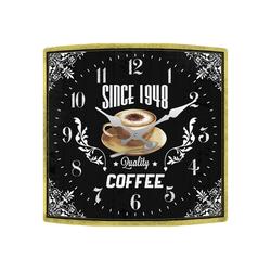 HTI-Line Tischuhr Tischuhr Coffee