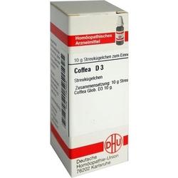 COFFEA D 3 Globuli 10 g
