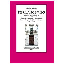 Der lange Weg. Doris Guggenberger  - Buch