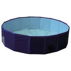 Nobby Hundepool blau/blau, Größe: M