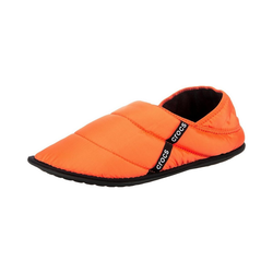 Crocs Neo Puff Slipper Pantoffeln Pantoffel orange 43/44