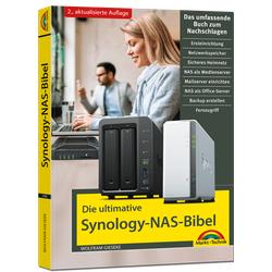 Die ultimative Synology-NAS-Bibel