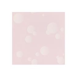Rasch Papiertapete Pummeleinhorn, glatt, uni, (1 St) rosa
