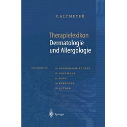 Therapielexikon Dermatologie und Allergologie: eBook von Peter Altmeyer