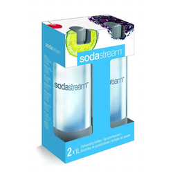 Sodastream PET-Flasche Duo-Pack 2 x 1 l