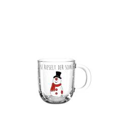 LEONARDO Tasse Tasse 400 ml Schneemann GELO (1-tlg)