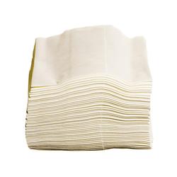 YACHTICON Viskose Poliertücher 38 x 35 cm weiss 40 Stck./Packung