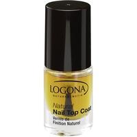 Logona Natural Nail Top Coat Nagelüberlack Clear