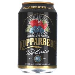 Kopparberg Wildberries 7,5% 24 x 0,33 ltr.