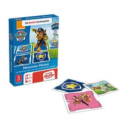 ASS ALTENBURGER Paw Patrol - Missions Memo Kartenspiel