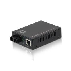 LevelOne FVT-0103TXFC RJ45 to SC Fast Ethernet Media Converter