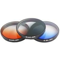 PolarPro PP4003 Frame 2.0 Gradient Filter Set für DJI Inspire 1