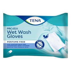 TENA Wet Wash Glove unparfümiert, 5 Stück
