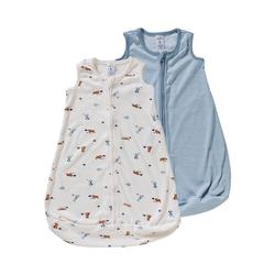 Carter`s Babyschlafsack Baby Schlafsack für Jungen Doppelpack 56/62
