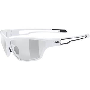 UVEX Sportstyle 806 Variomatic Brille white/smoke 2021 Brillen & Goggles