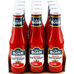 Born Tomaten Ketchup 450 ml, 12er Pack