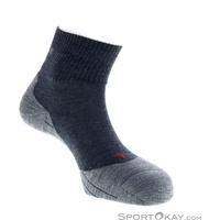 Falke TK5 Short, Herren Socken-Grau-39-41