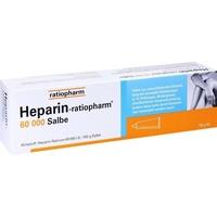 HEPARIN RATIOPHARM 60.000 Salbe 150 g