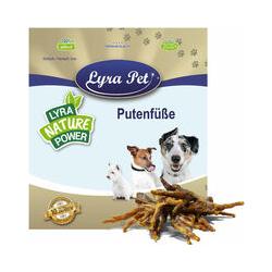 20 kg ® Putenfüße - Lyra Pet