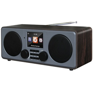 Internetradio / DAB Radio XORO DAB 600 IR WLAN, DAB+ und UKW  Internet Radio Neu