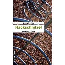 Hackschnitzel als Buch von Bernd Leix