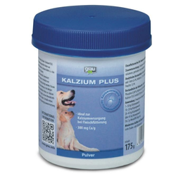 Grau Kalzium Plus Pulver