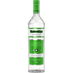 Moskovskaya Vodka 38% 1,0l