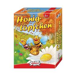 AMIGO Spiel, Honigtöpfchen - kooperatives Kinderspiel