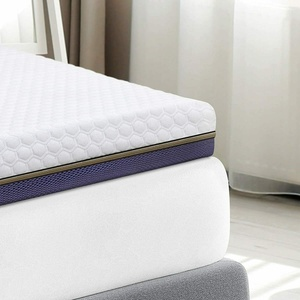 BedStory 7,6cm 2 in 1 Gelschaum Topper Matratzentopper Gel-HR Memory Foam H2+H3