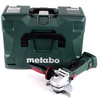 METABO W 18 LTX 125 Quick ohne Akku + MetaLoc 602174840