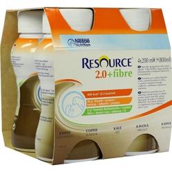 Resource 2.0 fibre Kaffee