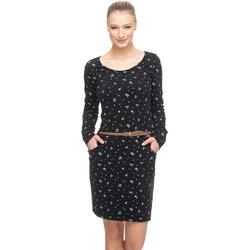 Kleid RAGWEAR - Montana Black (BLACK) Größe: XS