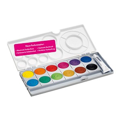 LAMY aquaplus Wasserfarbkasten 12 Farben