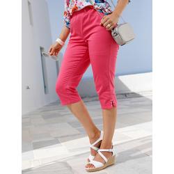 Caprihose MIAMODA Pink