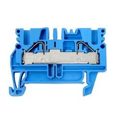 PDU 2.5/4 BL Durchgangs-Reihenklemmen 30A blau Durchgangsklemme 1896230000 Weidmüller 1358