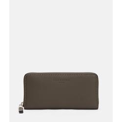 Liebeskind Berlin - große Brieftasche aus Leder,  Grün, Größe 1