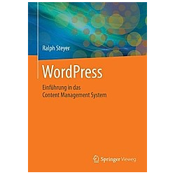 WordPress. Ralph Steyer  - Buch
