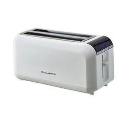 Rowenta Toaster  TL 6811 ¦ weiß ¦ Metall, Kunststoff ¦ Maße (cm): B: 44,5 H: 24,6 T: 17,4