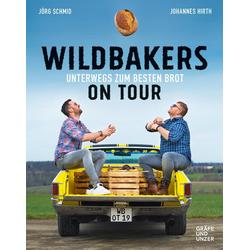 Wildbakers on Tour als Buch von Johannes Hirth/ Jörg Schmid