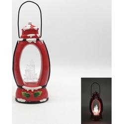 BONETTI LED Dekoobjekt Laterne, mit Acryl-Dekoration