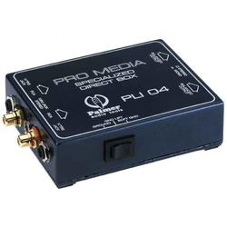 Palmer - PLI 04 Media DI-Box für PC und Laptop