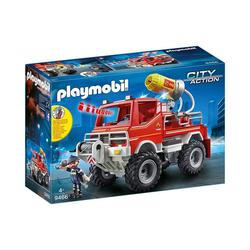 Playmobil® Spielfigur PLAYMOBIL® 9466 Feuerwehr-Truck