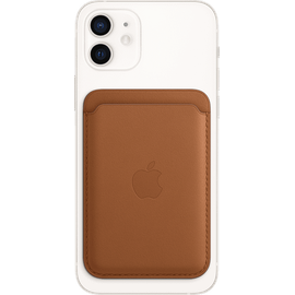 Apple Kartenhülle Braun
