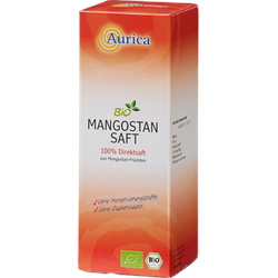 MANGOSTAN Direktsaft Bio 100% 330 ml
