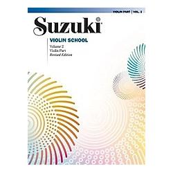 Suzuki Violin School  Revised Edition  Violin Part. Shinichi Suzuki  - Buch