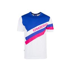 Umbro T-Shirt Sector Crew weiß M