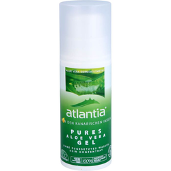 ATLANTIA reines Aloe Vera Gel 200 ml